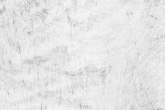 Fundo de madeira branco da textura da parede madeira todo o rachamento antigo Fotografia de Stock