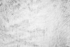 Fundo de madeira branco da textura da parede madeira todo o rachamento antigo Fotos de Stock Royalty Free