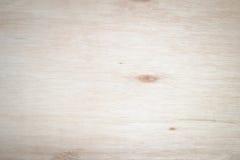 Fundo de madeira branco natural real da textura da parede Fotografia de Stock