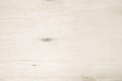 Fundo de madeira branco natural real da textura da parede Foto de Stock