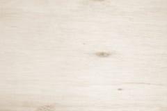 Fundo de madeira branco natural real da textura da parede Imagens de Stock