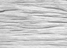 Fundo de madeira branco Textura e teste padrão do bloco do branco e do preto Imagem de Stock Royalty Free