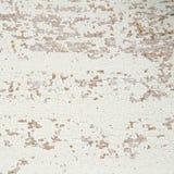 Fundo de madeira branco velho da textura da casca Fotografia de Stock Royalty Free