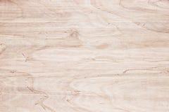 Fundo de madeira claro, close-up da tabela da prancha da textura Floo de madeira imagem de stock royalty free