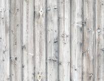 Fundo de madeira claro da textura Cor cinzenta branca Fotos de Stock