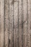 Fundo de madeira Fundo de madeira com cinza do espaço da cópia Imagem de Stock
