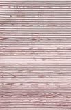 Fundo de madeira com linhas horizontais, estilo de Ásia Foto de Stock Royalty Free