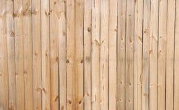 Fundo de madeira da cerca Foto de Stock