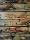 fundo de madeira da cerca, sumário de madeira surpreendente branco do efect do preto do papel de parede da textura Imagens de Stock Royalty Free