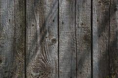 Fundo de madeira da cor cinzenta Fotos de Stock Royalty Free