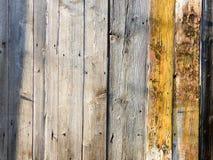 Fundo de madeira da grão da prancha da textura, mesa de madeira, placa listrada velha da madeira Fotos de Stock Royalty Free