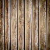 Fundo de madeira da parede fotos de stock