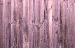 Fundo de madeira da parede Imagens de Stock