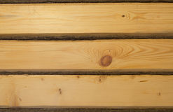 Fundo de madeira da parede Fotos de Stock Royalty Free