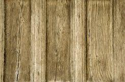 Fundo de madeira da porta da foto conservada em estoque Fotografia de Stock