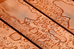 Fundo de madeira da proteção Imagem de Stock