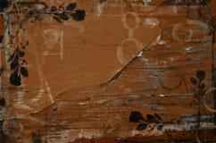 Fundo de madeira da textura Imagens de Stock