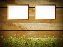 Fundo de madeira da textura Foto de Stock Royalty Free