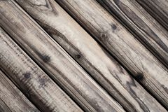 Fundo de madeira da textura de Brown na diagonal Vintage, sum?rio, molde vazio fotografia de stock royalty free