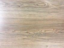 Fundo de madeira da textura, carvalho claro de madeira rústico afligido resistido com a pintura desvanecida do verniz que mostra  Fotografia de Stock