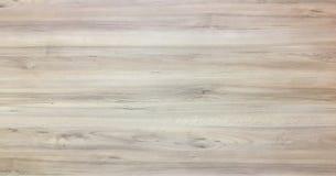 Fundo de madeira da textura, carvalho claro de madeira rústico afligido resistido com a pintura desvanecida do verniz que mostra  fotos de stock