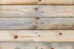 Fundo de madeira da textura com teste padrão da natureza Fotos de Stock
