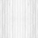 Fundo de madeira da textura da parede, cor cinzento-branca do vintage Foto de Stock Royalty Free