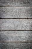 Fundo de madeira da textura da parede da prancha de Brown Imagens de Stock