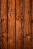Fundo de madeira da textura da porta de celeiro do vintage velho Fotografia de Stock