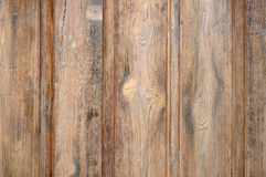 Fundo de madeira da textura da prancha Foto de Stock Royalty Free