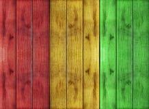 Fundo de madeira da textura da prancha Fotografia de Stock