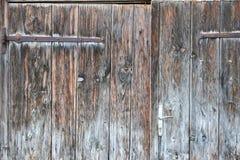 Fundo de madeira da textura Fundo de madeira das pranchas, resistido, com pregos, vista superior, sharp e detalhado altamente fotografia de stock