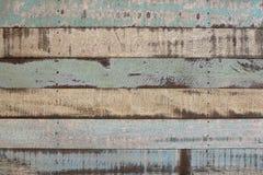 Fundo de madeira da textura de Grunge Foto de Stock Royalty Free