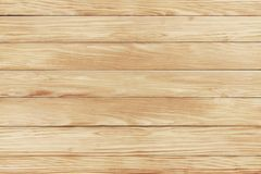 Fundo de madeira da textura de placas naturais do pinho Fotos de Stock Royalty Free