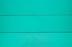 Fundo de madeira da textura de turquesa foto de stock royalty free