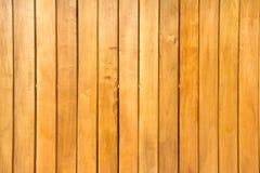 Fundo de madeira da textura do Lath Foto de Stock