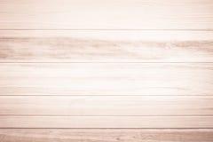 Fundo de madeira da textura do marrom da prancha de madeira todo o rachamento antigo Imagens de Stock