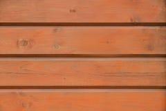 Fundo de madeira da textura do teste padrão do grunge coral alaranjado do, pranchas de madeira Imagem de Stock Royalty Free
