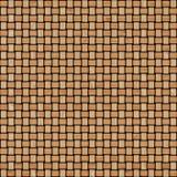 Fundo de madeira da textura do weave Fundo textured de madeira decorativo abstrato da cestaria Teste padrão sem emenda Imagem de Stock