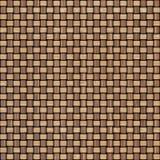 Fundo de madeira da textura do weave Fundo textured de madeira decorativo abstrato da cestaria Teste padrão sem emenda Fotos de Stock