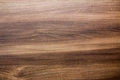 Fundo de madeira da textura Textura Grained de madeira da árvore de amêndoa Fundo de madeira escuro Fotos de Stock