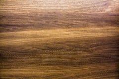 Fundo de madeira da textura Textura Grained de madeira da árvore de amêndoa Fundo de madeira escuro Foto de Stock Royalty Free