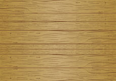 Fundo de madeira da textura Ilustração do vetor Fotos de Stock