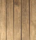 Fundo de madeira da textura no teste padrão vertical, cor natural. imagem de stock