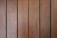Fundo de madeira da textura da parede da prancha de Brown fotos de stock