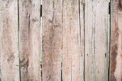 Fundo de madeira das placas velhas da prancha Foto de Stock Royalty Free