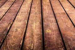 Fundo de madeira das pranchas foto de stock royalty free