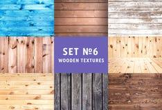 Fundo de madeira das pranchas para o produto imagem de stock