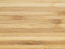 Fundo de madeira de bambu Fotos de Stock