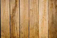 Fundo de madeira de Brown Fotos de Stock